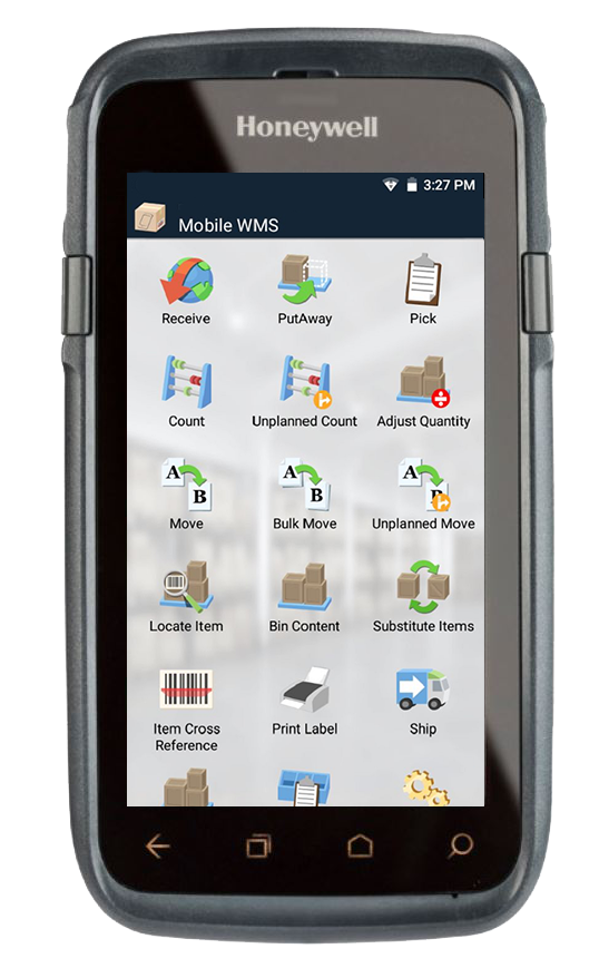mobile wms